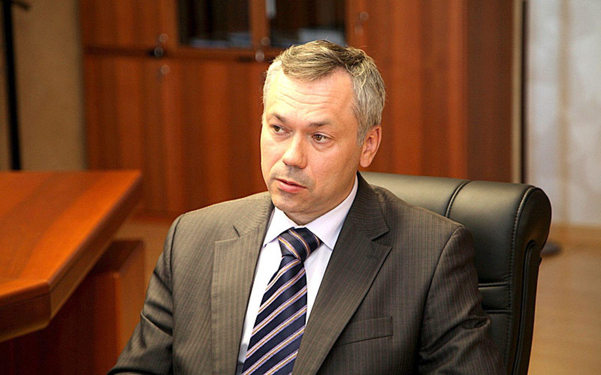 фото главы администрации новосибирской области плоды