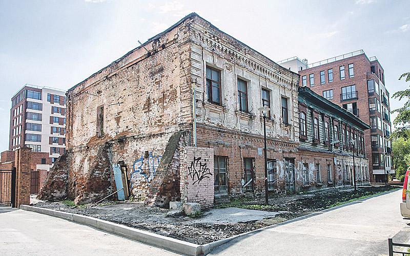 ТОП-5 заброшенных исторических зданий Новосибирска