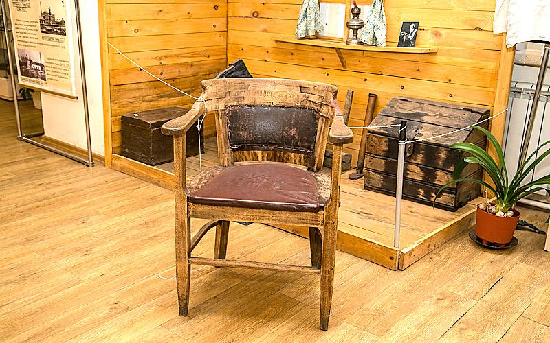Кресло с историей