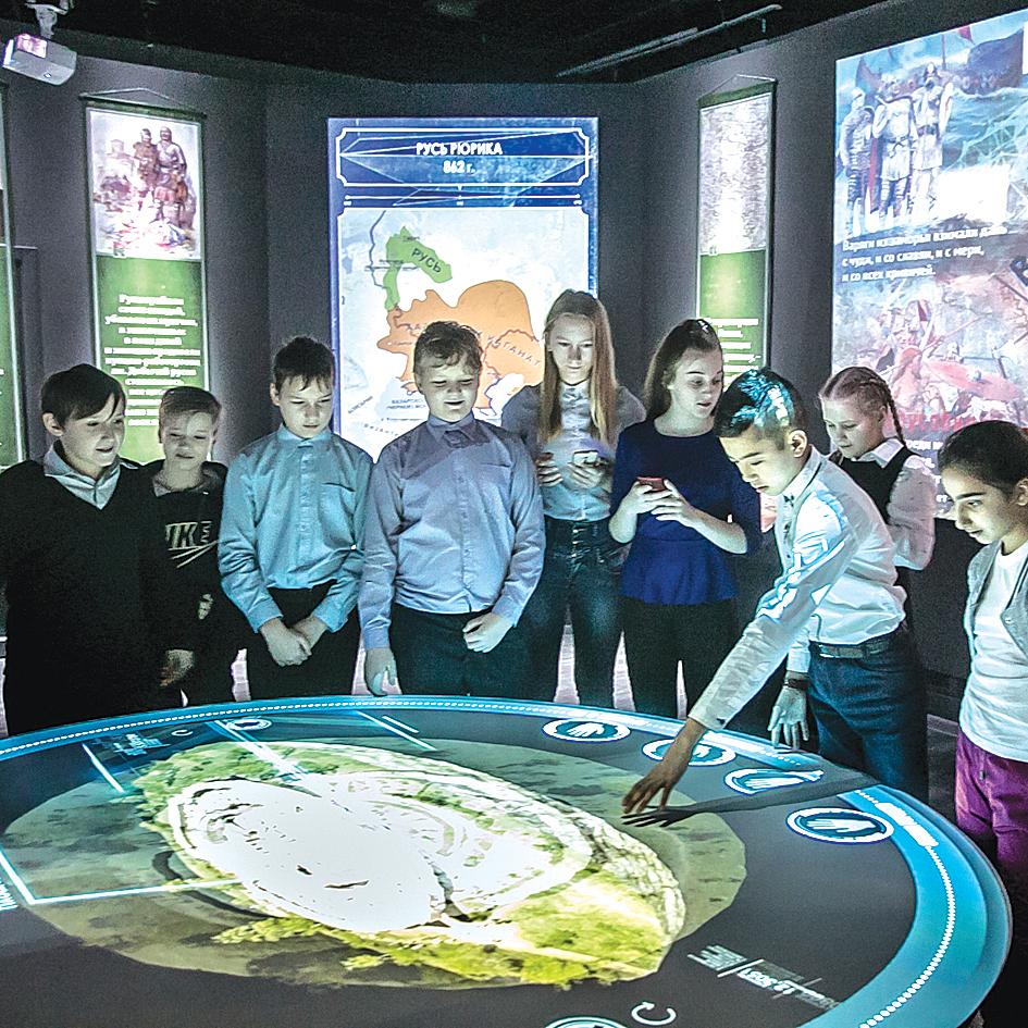 Исторический парк «Россия — Моя история» станет бесплатным.