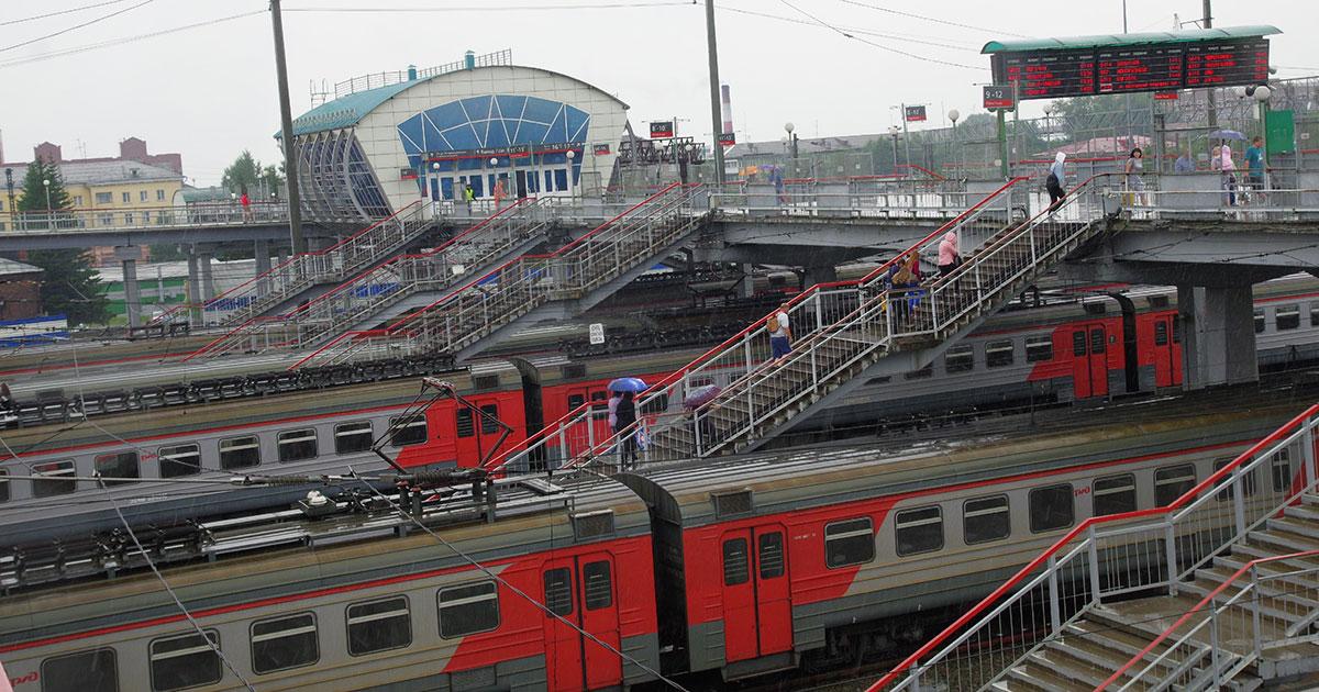 Сезонные льготы на проезд в пригородных поездах начинают действовать в Новосибирской области