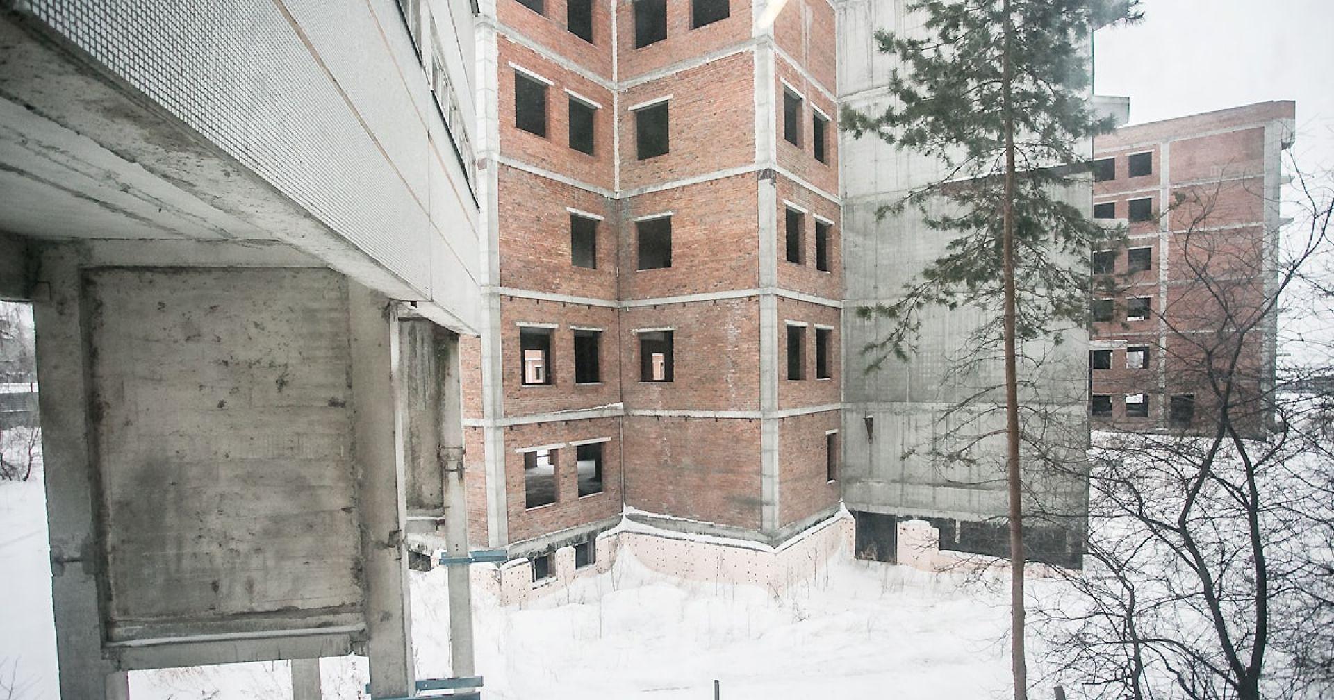 Подрядчика для завершения строительства перинатального центра ищет минстрой Новосибирской области