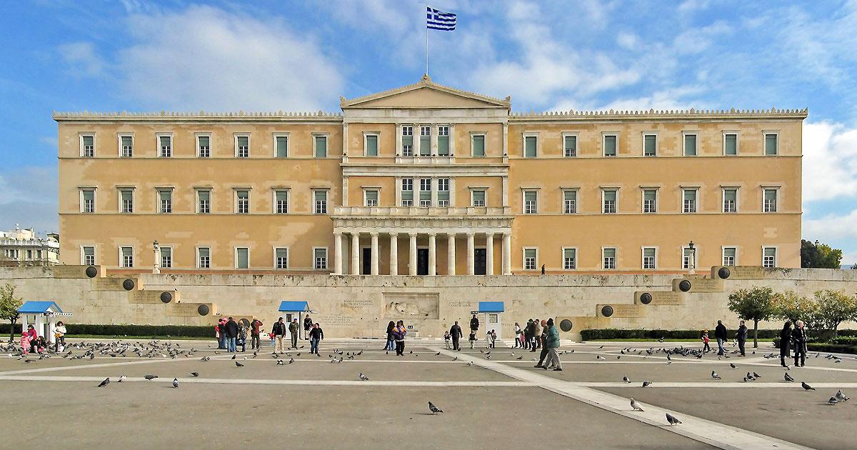 В Греции есть всё?