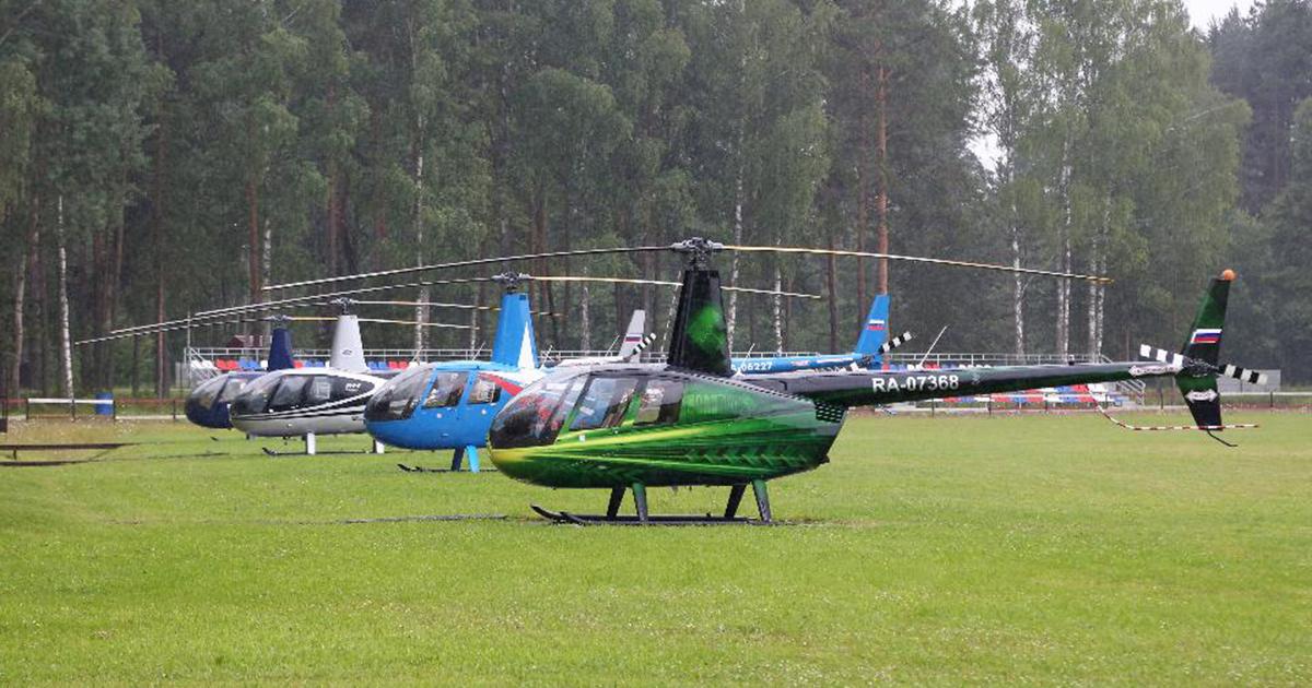 Депутат новосибирского заксобрания победила на чемпионате России по вертолётному спорту