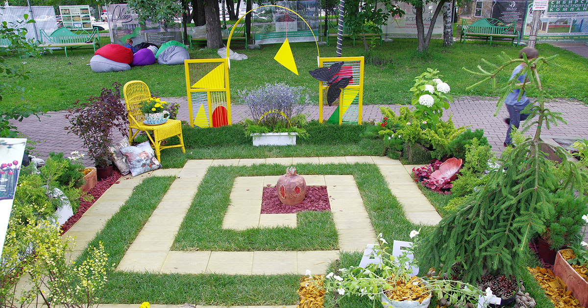 В Новосибирске пройдёт фестиваль ландшафтного искусства