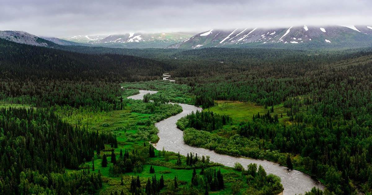 Топ-10 природных объектов ЮНЕСКО в России