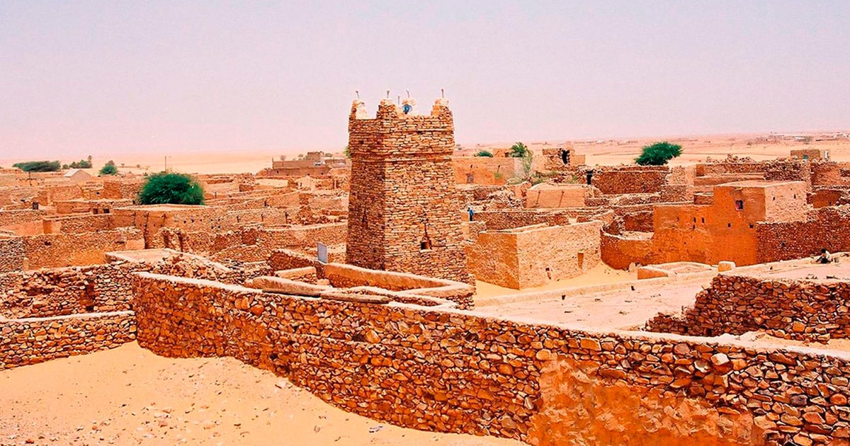 С мавританским приветом