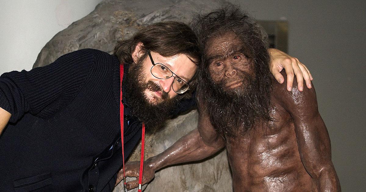 Красота по-неандертальски