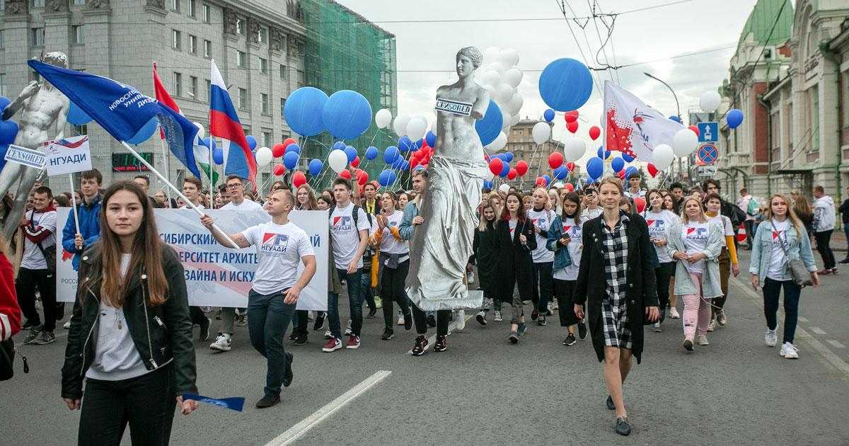 Командовать парадом будем мы!