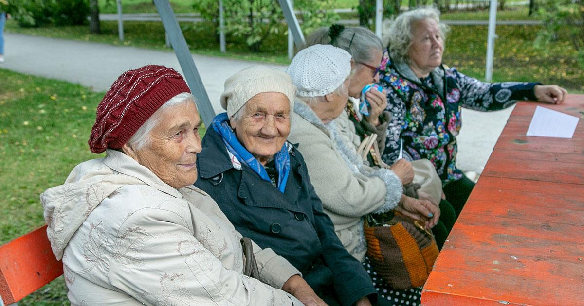 Прямая линия по социальным вопросам для пожилых людей пройдёт в Новосибирской области