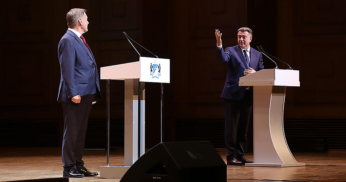 Избранному на второй срок мэру Новосибирска и остальным участникам выборов предложили объединиться