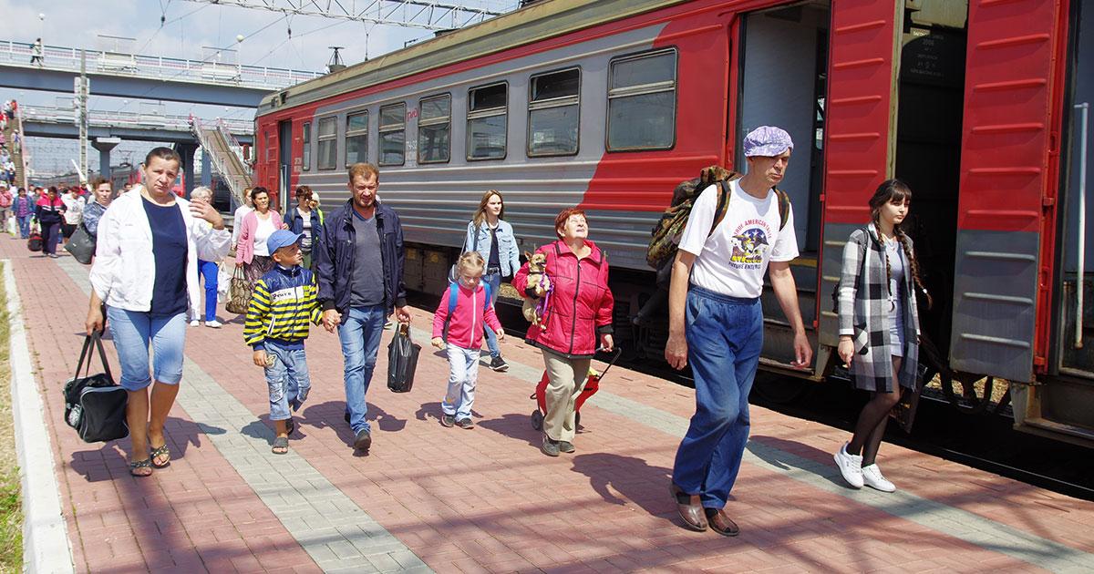 С октября изменится расписание электричек в Новосибирской области