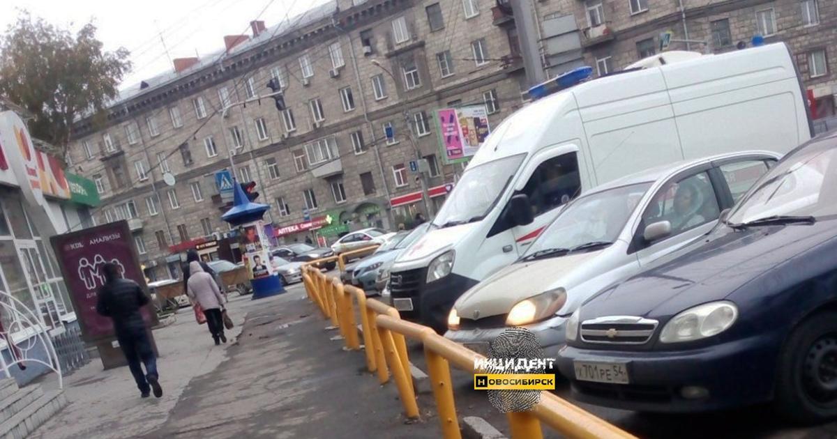 В новосибирском кафе нашли труп
