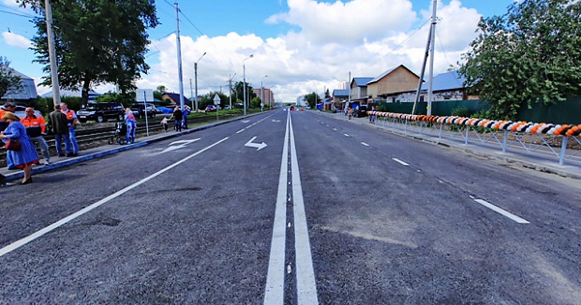 На год раньше построят второй участок дороги по улице Титова в Новосибирске