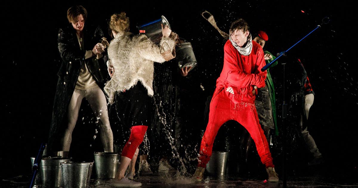 Спектакль «Идиот» откроет Международный фестиваль актуального театра «ХАОС»