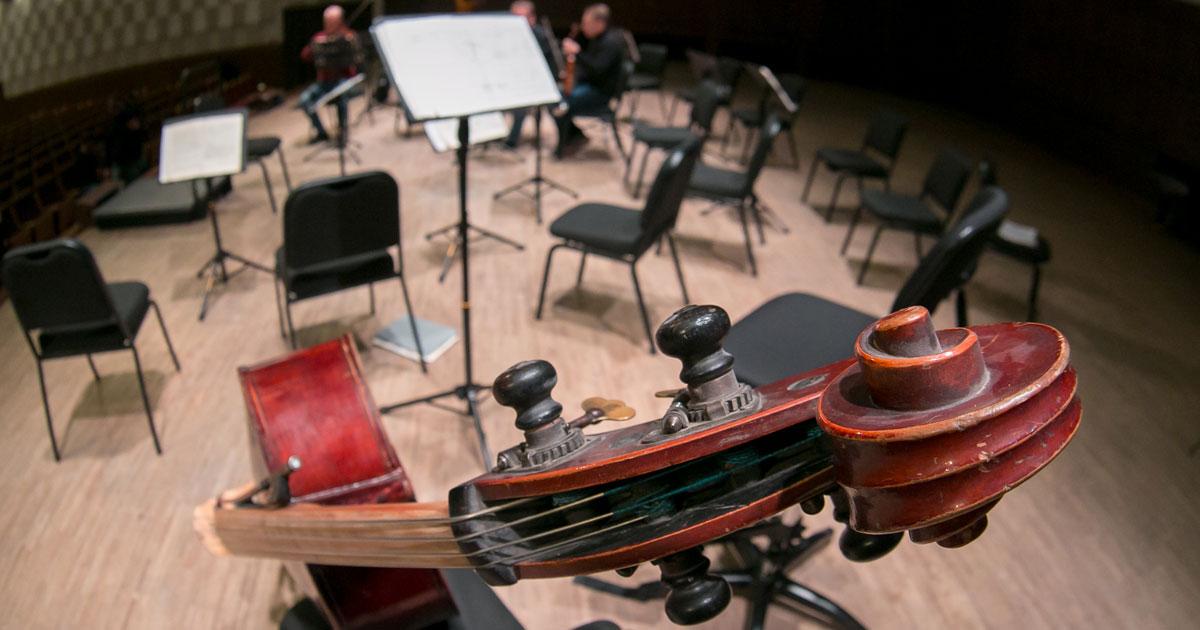 Виртуальный концертный зал откроется вНовосибирской филармонии