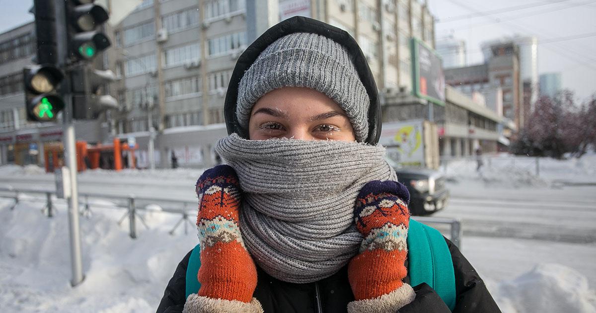 С завтрашнего дня в Новосибирске резко похолодает