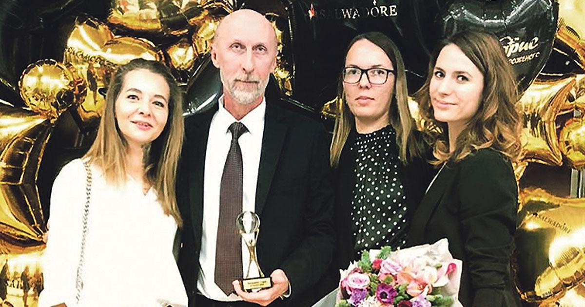 Человеком года в сфере культуры назван директор Новосибирского государственного краеведческого музея Андрей Шаповалов