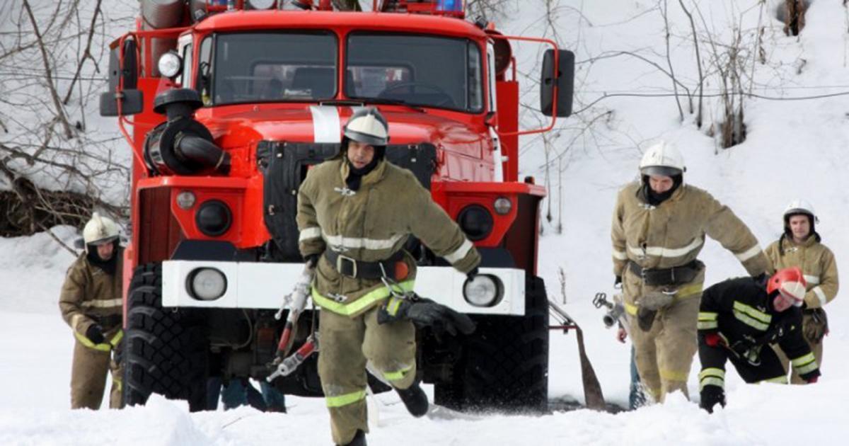 Доигрались: детская шалость стала причиной пожара в Новосибирске