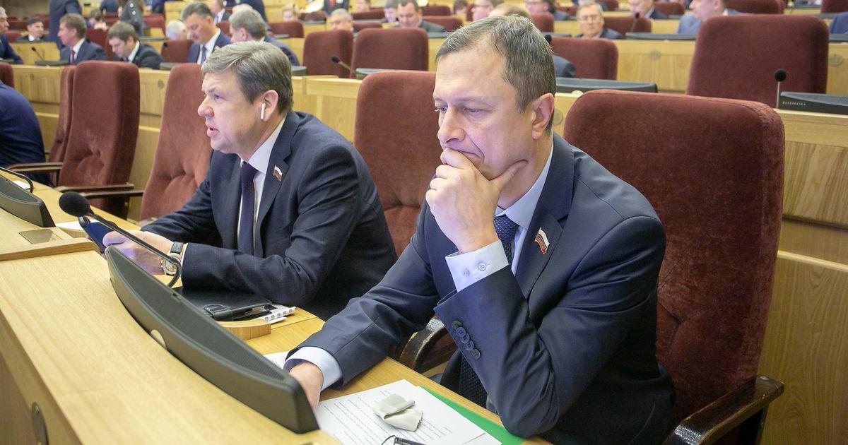 Депутаты заксобрания приняли закон, контролирующий оборот древесины
