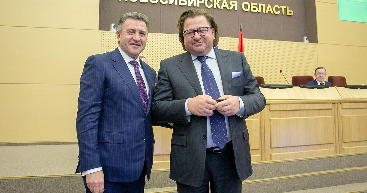 Новый депутат определился с комитетом, где намерен работать