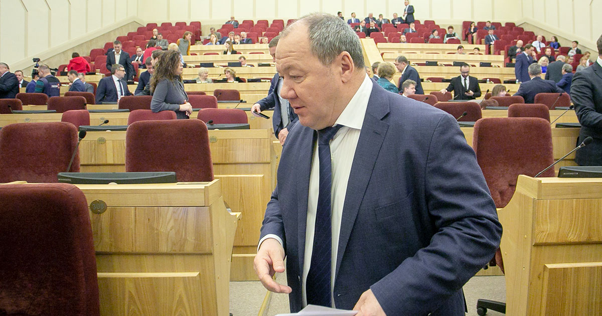 Областной бюджет-2020 принят во втором чтении