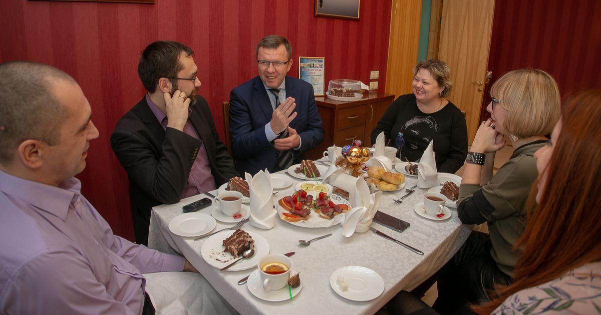 Дмитрий Козловский стал дважды депутатом года по версии «Ведомостей»