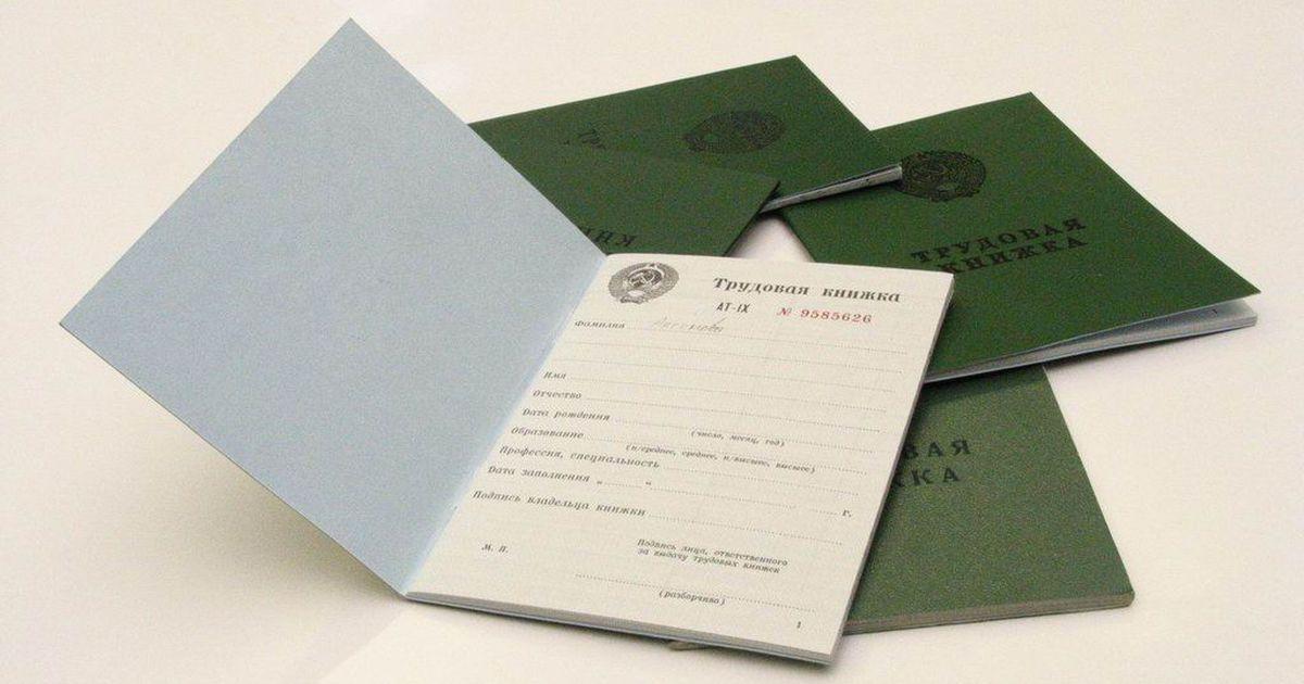 1 января россияне начнут получать электронные трудовые книжки