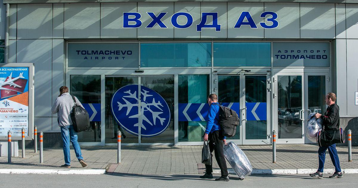 Самолёт из Новосибирска вернулся обратно, не долетев до Таиланда