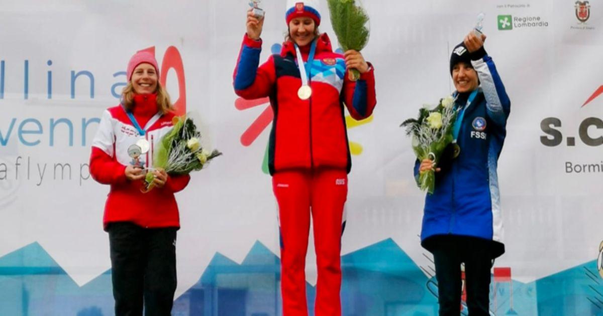 Новосибирская спортсменка победила на Сурдлимпийских играх