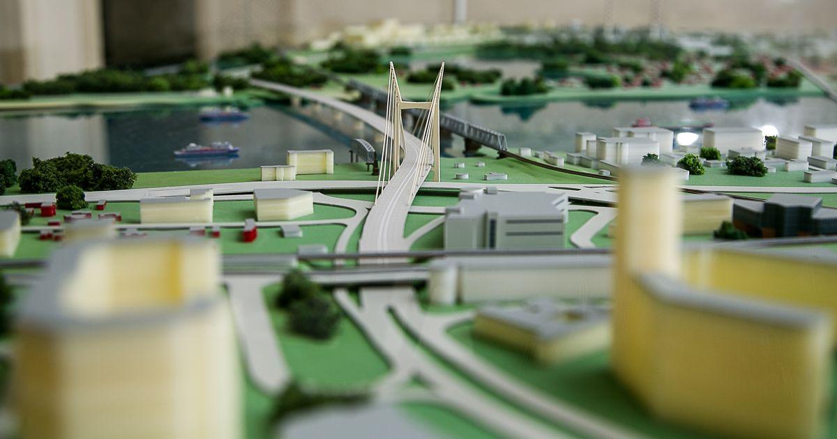 Строительство четвёртого моста в Новосибирске начнётся в 2020 году