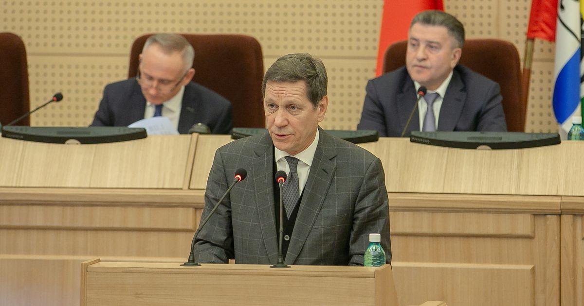 Бюджет Новосибирской области на 2020 год принят в третьем чтении