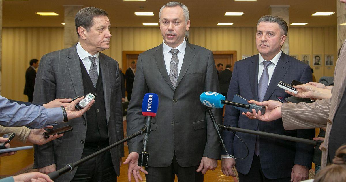 Андрей Травников: «Все необходимые для Новосибирской области направления получат федеральную поддержку»
