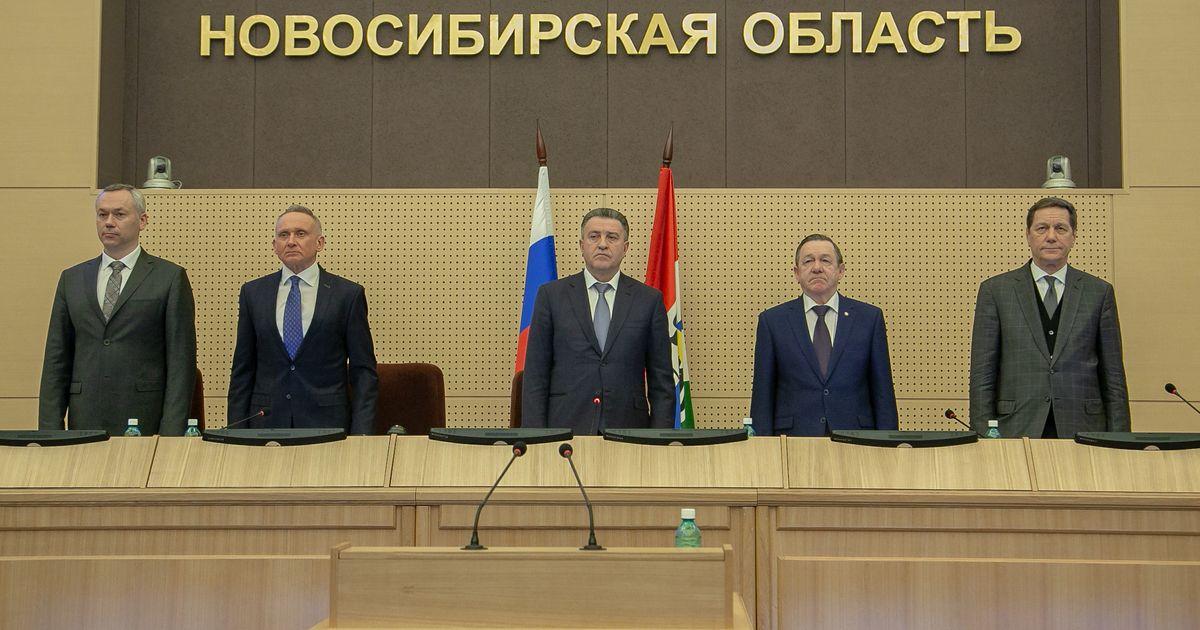 Андрей Шимкив поблагодарил депутатов за профессиональную работу в 2019 году