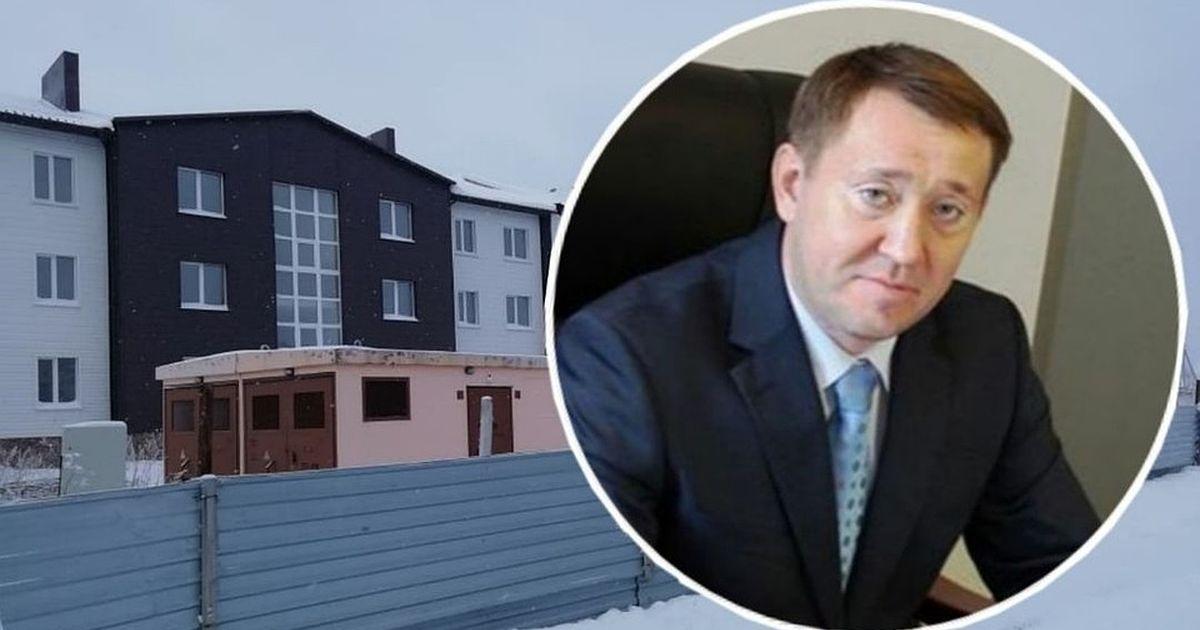 Экс-глава Барабинского района заплатит 47 миллионов рублей за новостройку, в которой нельзя жить