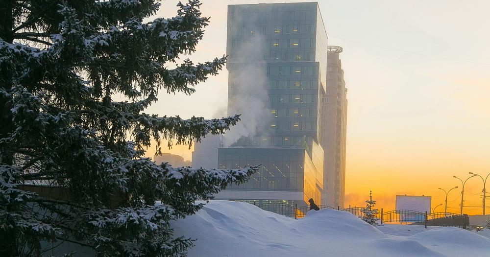 К концу недели в Новосибирскую область придут арктические холода