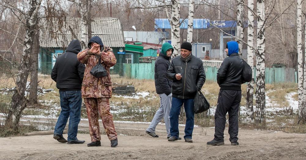 В трёх районах Новосибирской области прошёл рейд «Нелегальный мигрант»