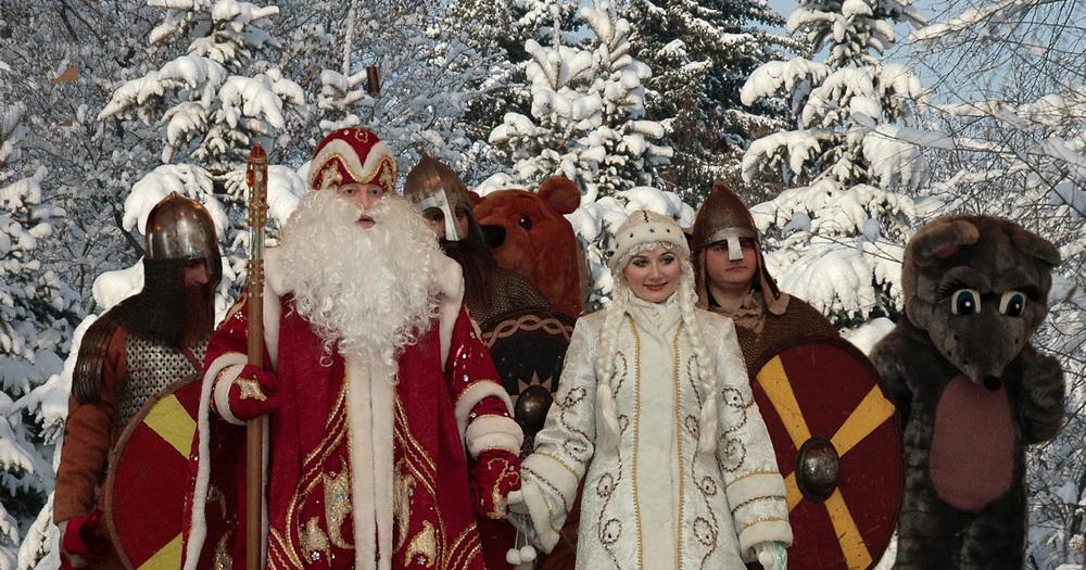 В Дзержинском районе Новосибирска состоится танцевальный флешмоб Дедов Морозов