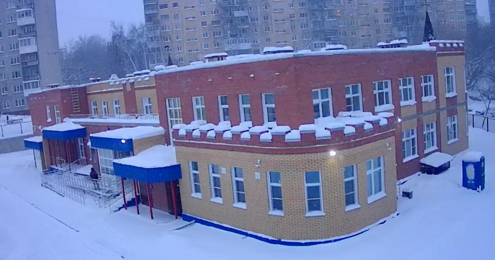 Новый корпус детского сада открылся в Дзержинском районе Новосибирска