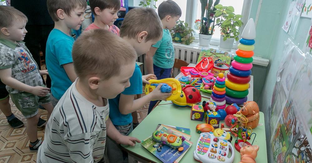 Новый детский сад с мультстудией открылся в Новосибирской области