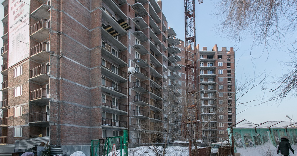 Долгострой на улице Бориса Богаткова будет достроен в 2020 году