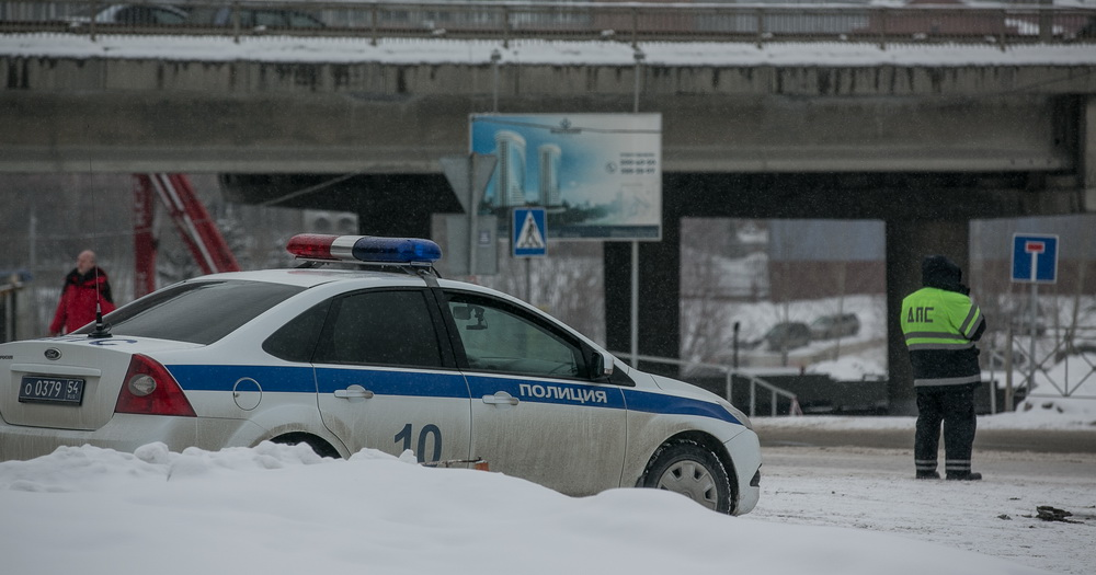 В праздники в Новосибирской области будет проводиться рейд «Нетрезвый водитель»