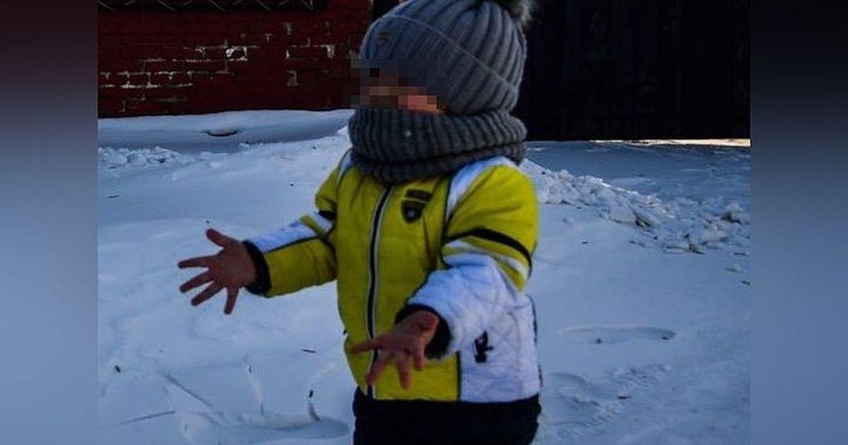 В детском саду в Чановском районе снова забыли на улице трёхлетнего ребёнка