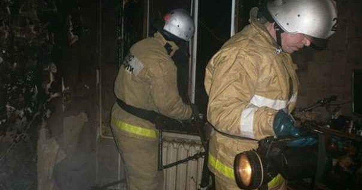 Шесть человек погибли на пожарах в Новосибирской области в первые дни 2020 года