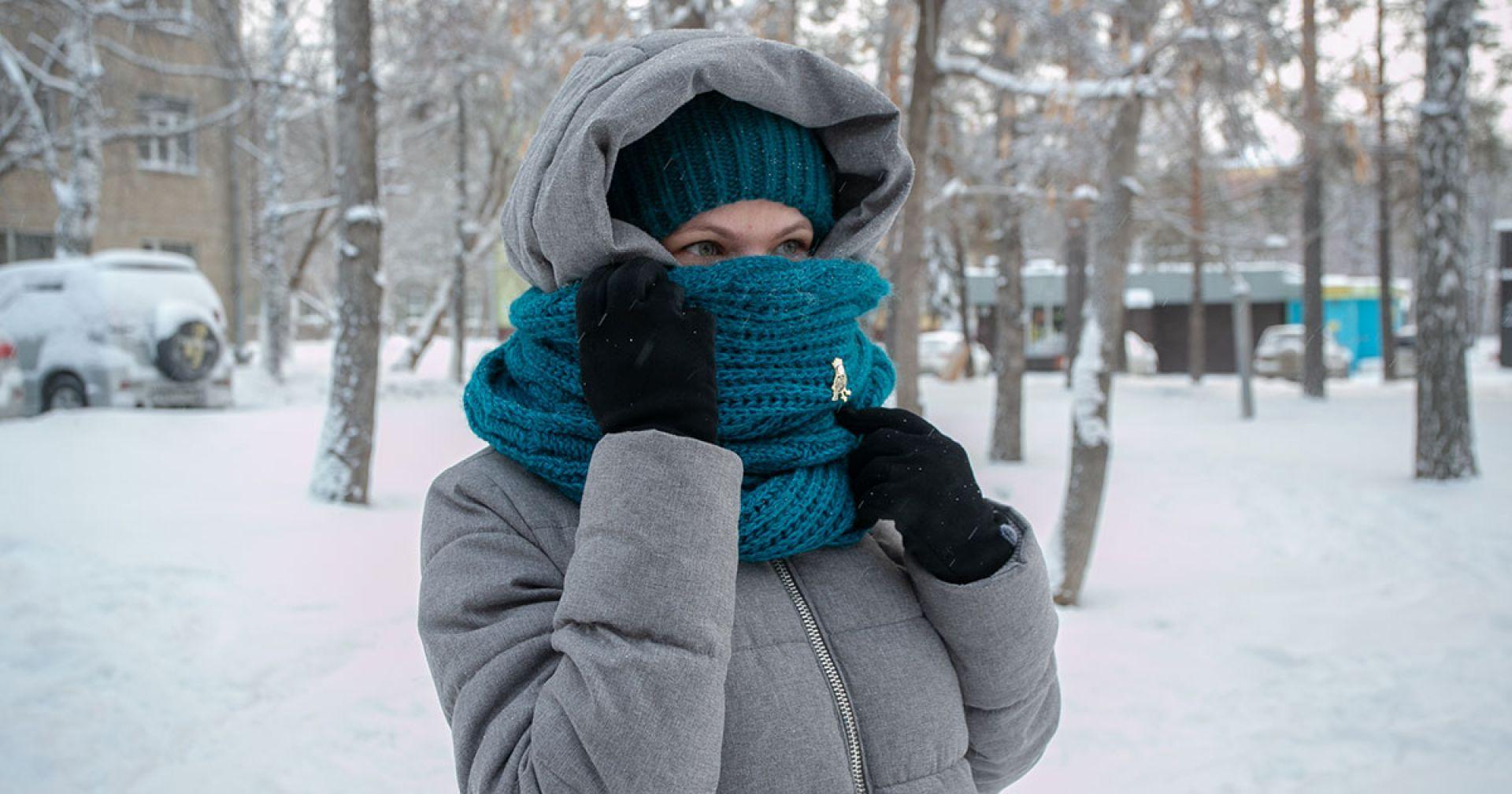 Похолодание идёт в Новосибирск