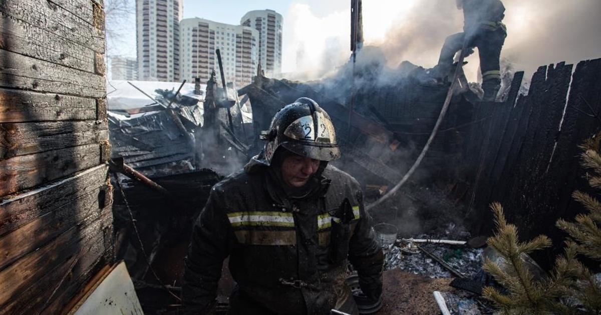 11 человек погибли в новогодние каникулы в Новосибирской области