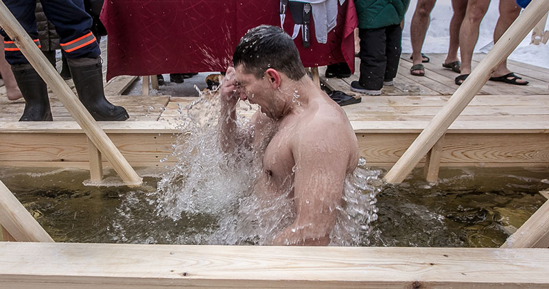 Список мест для крещенских купаний в Новосибирске