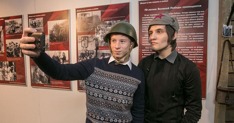 Новосибирцев зовут делать культурные селфи в музеях