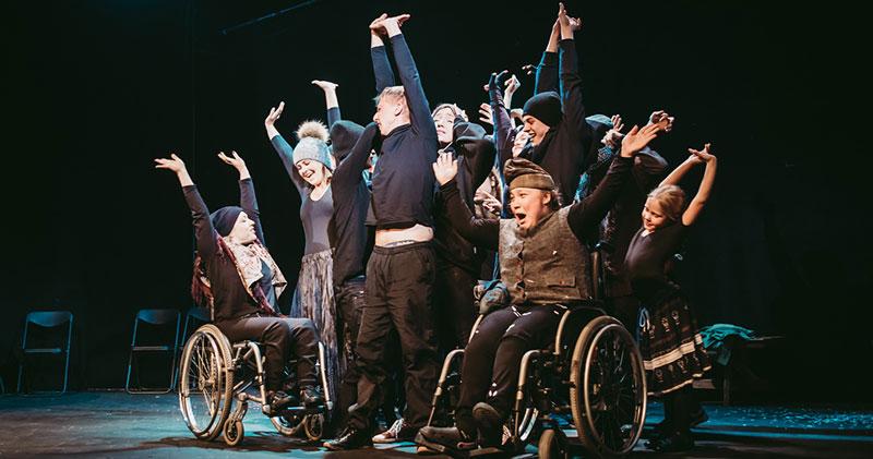 Театральная школа «Инклюзион. Новосибирск» объявляет новый набор
