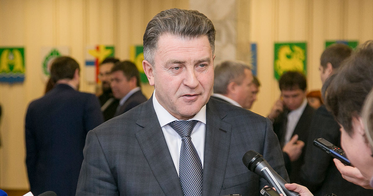 Спикер заксобрания НСО Андрей Шимкив вошёл в рабочую группу по подготовке поправок в Конституцию